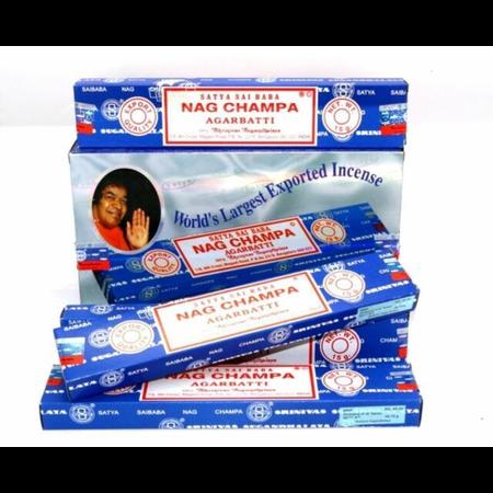 NAG CHAMPA SATYA BLUE BOX