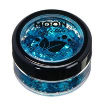 Bio Glitter Chunky Blue
