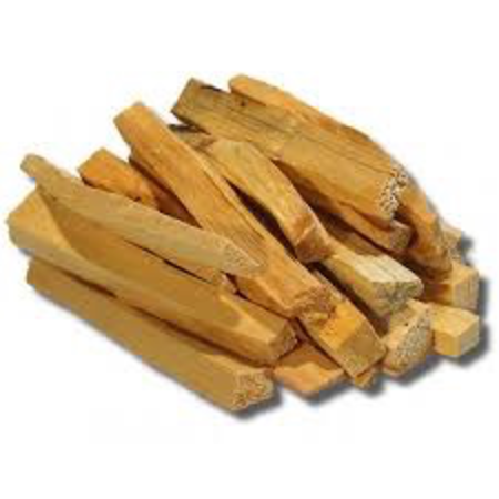 PALO SANTO  Can be used to cleanse negative energies for a person, place or space.