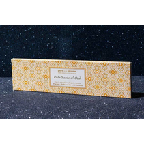 PALO SANTO AND OUD ABSOLUTE RANGE TEMPLE GRADE FROM PURE INCENSE 20G