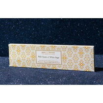 PALO SANTO AND WHITE SAGE ABSOLUTE RANGE TEMPLE GRADE FROM PURE INCENSE 20G