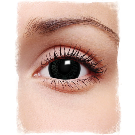 Funky Cosmetic BIGEyeS - Dolly Black Eye accessories 1 DAY / DAILY