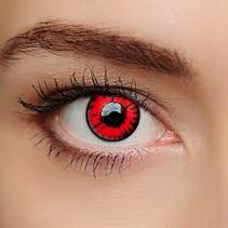 MOVIE -  Volturi Vampire Eye accessories 1 DAY DAILY
