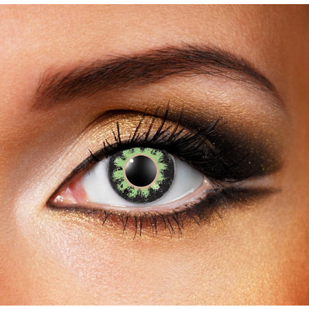 Funky Cosmetic DAILY COLOUR - Persian Green  Eye accessories