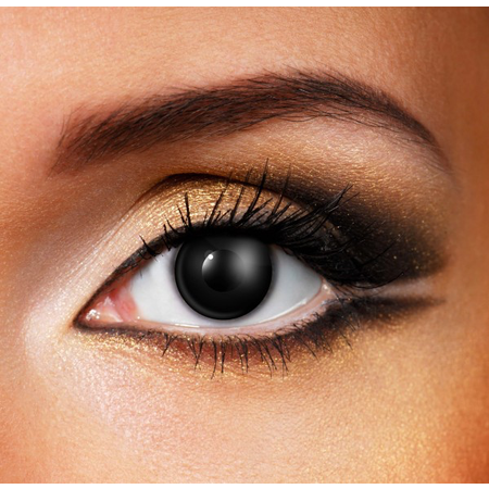 Funky Cosmetic DAILY CRAZY - Black Out eye accessories