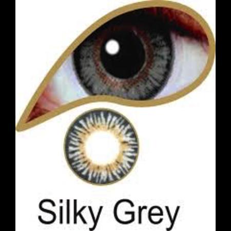 Mesmereyez 3 Month SILKY GREY  EYE ACCESSORIES