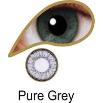 PURE GREY ACCESSORIES 3 MONTH GREAT FOR BROWN EYES