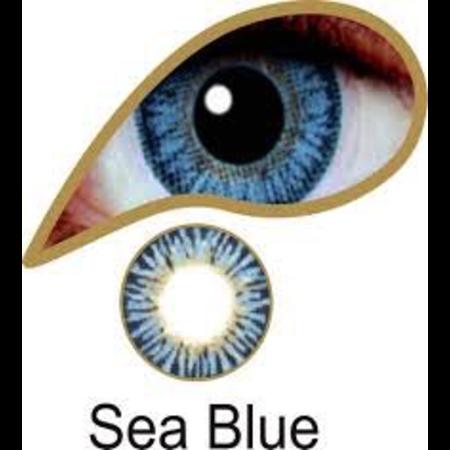 Mesmereyez 3 Month SEA BLUE  EYE ACCESSORIES