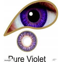 PURE VIOLET ACCESSORIES 3 MONTH GREAT FOR BROWN EYES