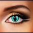 Funky Cosmetic CRAZY - Aqua Cat Eye accessories 3 MONTH