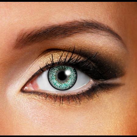Funky Cosmetic 3 TONE - Aqua Eye accessories 3 MONTH
