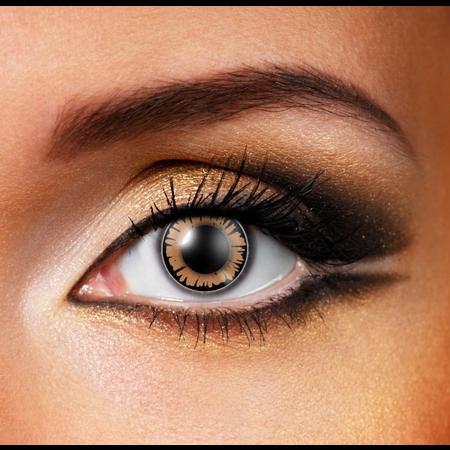 Funky Cosmetic Dolly Eye Hazel Eye accessories 3 MONTH