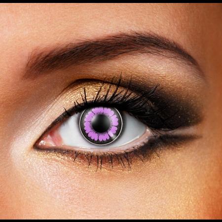 Funky Cosmetic BIGEyeS - ULTRA VIOLET Eye accessories 3 MONTH