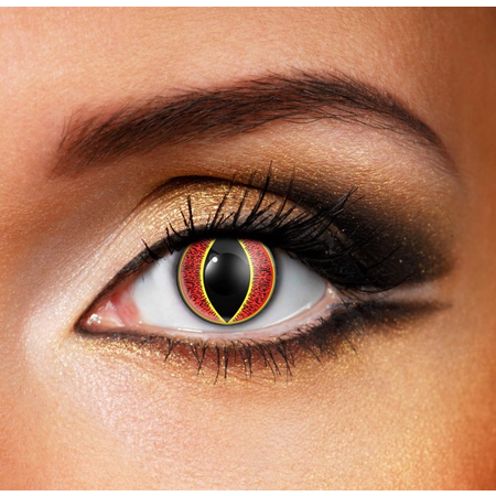 Funky Cosmetic SAURON eye accessories 3 MONTH