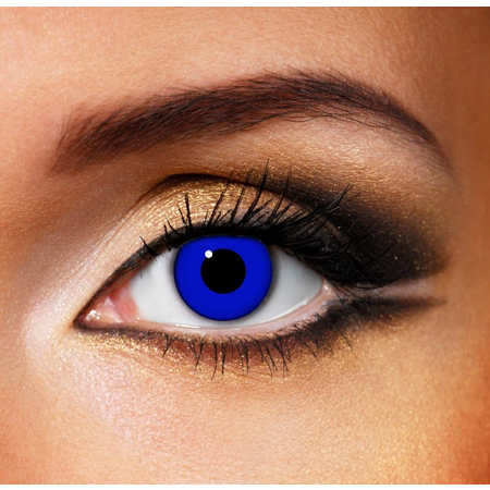 Funky Cosmetic CV CRAZY - Royal Blue Eye accessories 12 MONTH / 1 YEAR