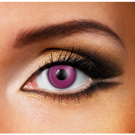Funky Cosmetic CV CRAZY - Violet Eye accessories 12 MONTH / 1 YEAR