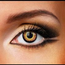CV CRAZY - Orange Werewolf Eye accessories 12 MONTH / 1 YEAR