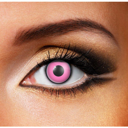Funky Cosmetic CV CRAZY - Pink Eye accessories 12 MONTH / 1 YEAR