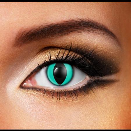 Funky Cosmetic CV CRAZY - Aqua Cat Eye accessories 12 MONTH / 1 YEAR