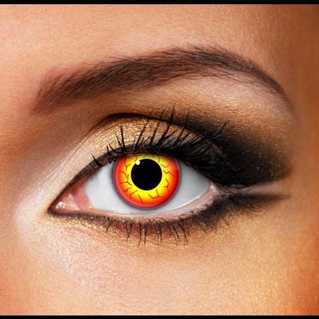 Funky Cosmetic CV CRAZY - Darth Maul Eye accessories 12 MONTH / 1 YEAR