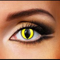 CV CRAZY - Yellow Cat Eye accessories 12 MONTH / 1 YEAR