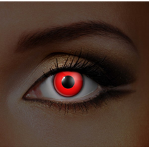 IGLOW - Red UV Neon Eye accessories 3 MONTH