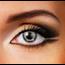 Funky Cosmetic BIGEyeS - Dolly Eye Grey Eye accessories 3 MONTH