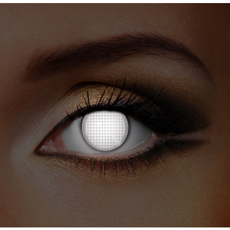 Funky Cosmetic IGLOW - White Screen UV Neon Eye accessories 3 MONTH