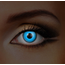 Funky Cosmetic IGLOW - Blue UV Neon Eye accessories 3 MONTH