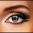 Funky Cosmetic DRACULA - Fangs Eye accessories