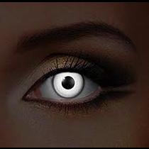 COMPLETE SET - White  UV Eye accessories 3 MONTH