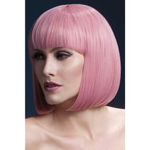 Fever Wig Elise Pastel Pink