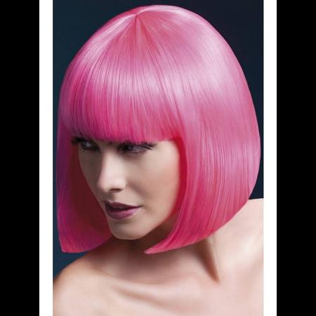 FEVER Fever Wig Elise Neon UV Pink