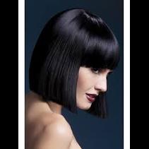 Fever Lola Wig, Black,