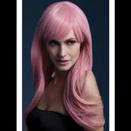 FEVER Fever Wig Sienna Pastel Pink
