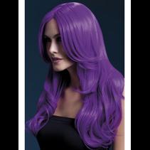 Fever Wig Khloe Neon UV Purple