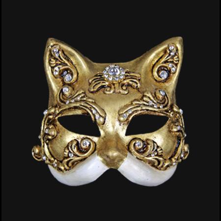 Gatto Barocco Craquelè Gold