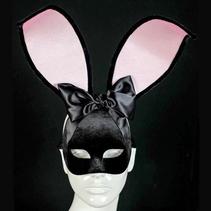 Black Velvet Bunny