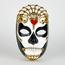Volto Morte Maschile Day of the Dead Venetian Mask