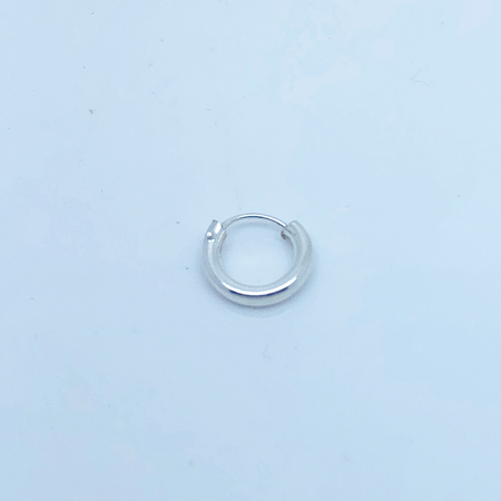 SO HIGH SILVER sleeper 80 - 10 mm hinged silver