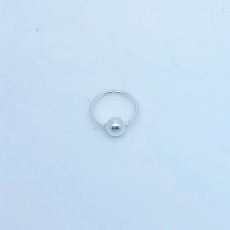 SO HIGH SILVER sleeper 72  - 8 mm silver ball closure