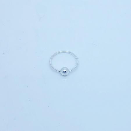 SO HIGH SILVER sleeper 73 - 10 mm silver ball closure