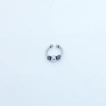 sleeper 40 - 10 mm silver bali ball fake