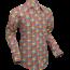 Pete Chenaski Chenaski Flowergrid Shirt