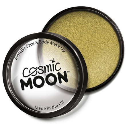 SMIFFYS Metallic Pro Face Paint Gold