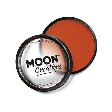 SMIFFYS Pro Face Paint Dark Orange