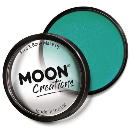 SMIFFYS Pro Face Paint Turquoise