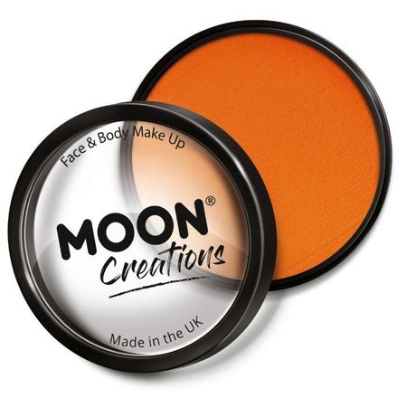 SMIFFYS Pro Face Paint Bright Orange