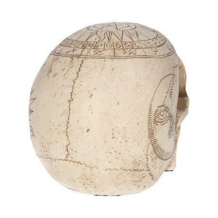 NEMESIS Astrological Skull 20cm