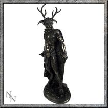 Cernunnos  Bronze Statue (NS) 29cm (P3)